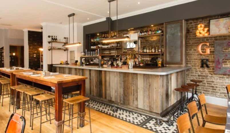 The Main Bar, The Yorkshire Grey