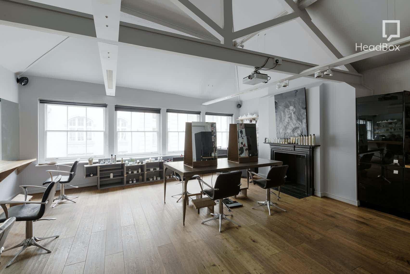 Book Loft Space at Ena Salon  A London Venue for Hire – HeadBox