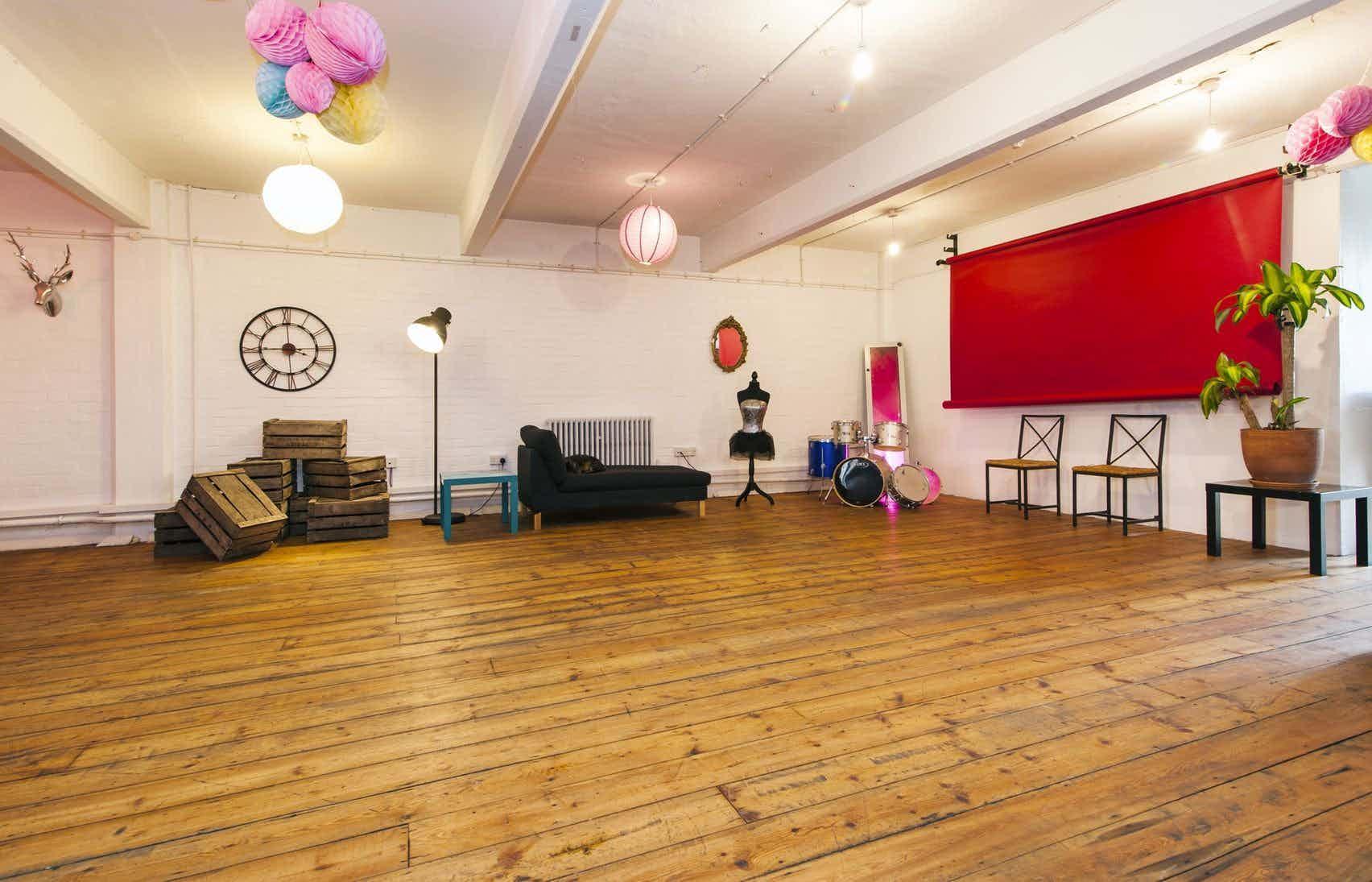 Whole Studio, 4th Floor Studios