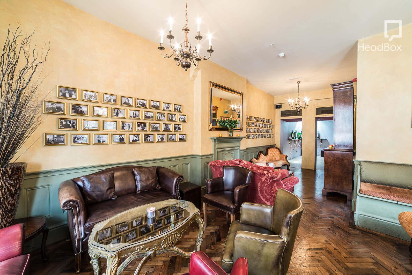 Meeting Space, Bar & Lounge, 1901 Arts Club