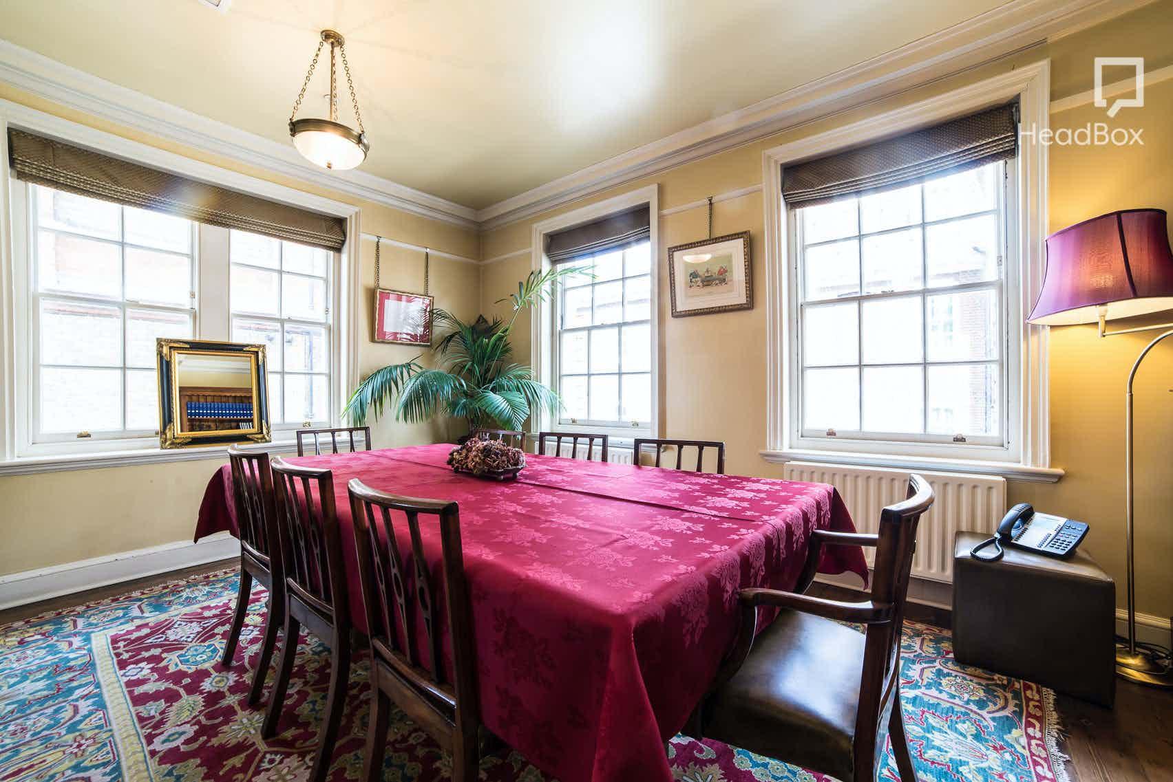 Meeting Room, 1901 Arts Club