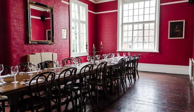 Private Dining Room, Evening Hire, The Selkirk SW17