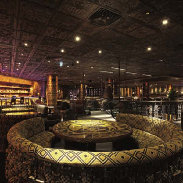 Mezzanine Level (Lounge Bar & Champagne Bar), Shaka Zulu