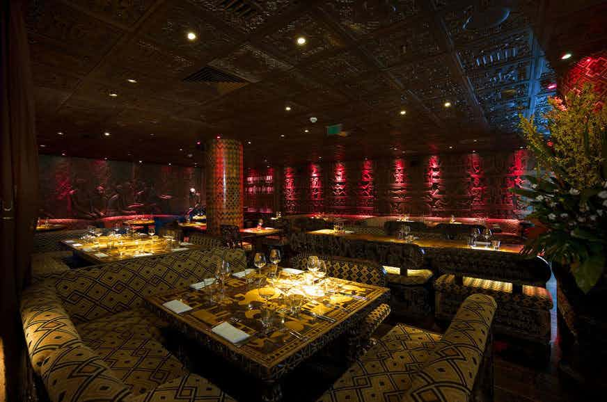 Lower Ground Floor, Shaka Zulu