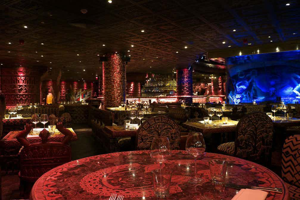 Kings Club, Shaka Zulu
