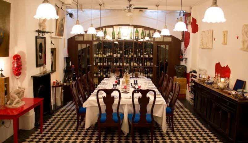 Private Dining Room, Lunch Hire, Otto's