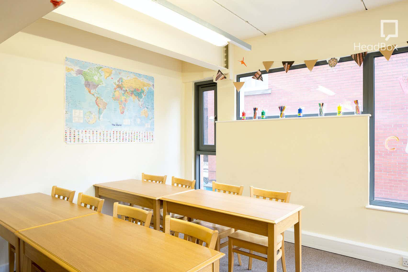 The Classroom, Ziferblat