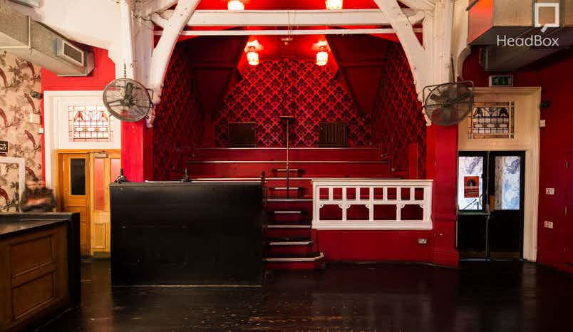 Whole Venue Hire, The Deaf Institute