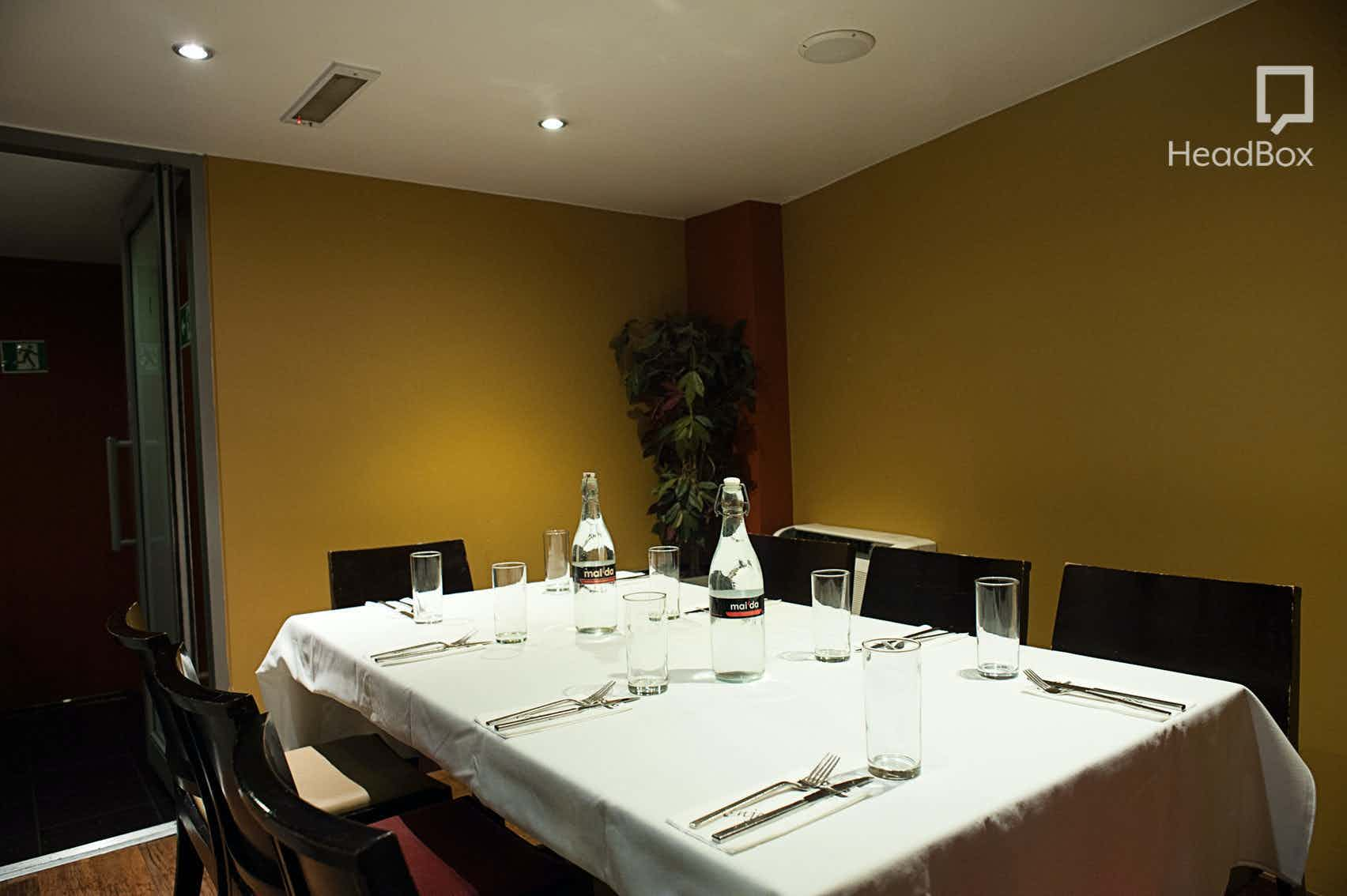 Private Dining Room , Maida London