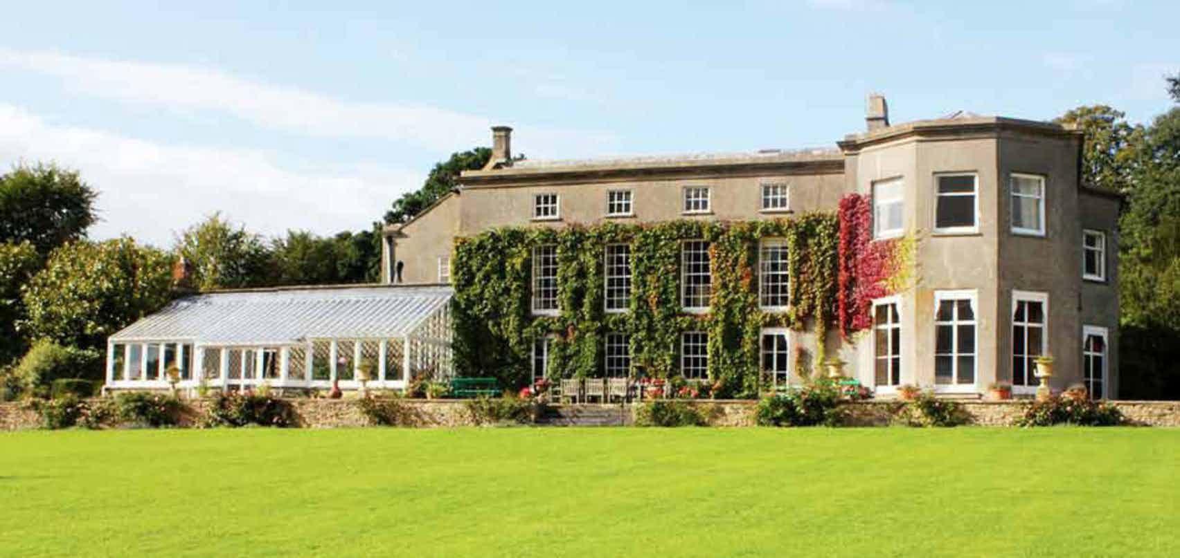 Pennard House, Coach House and Garden, Pennard House, Somerset