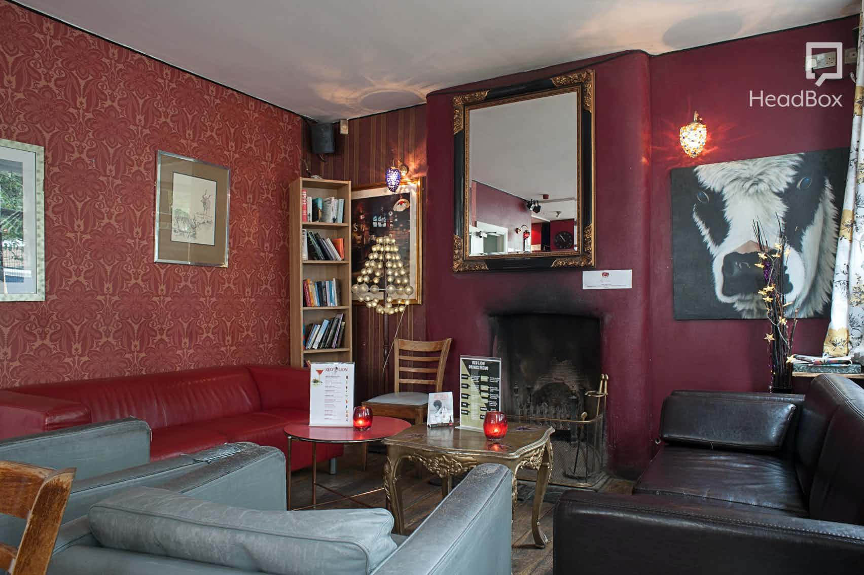 First Floor Hire, The Red Lion