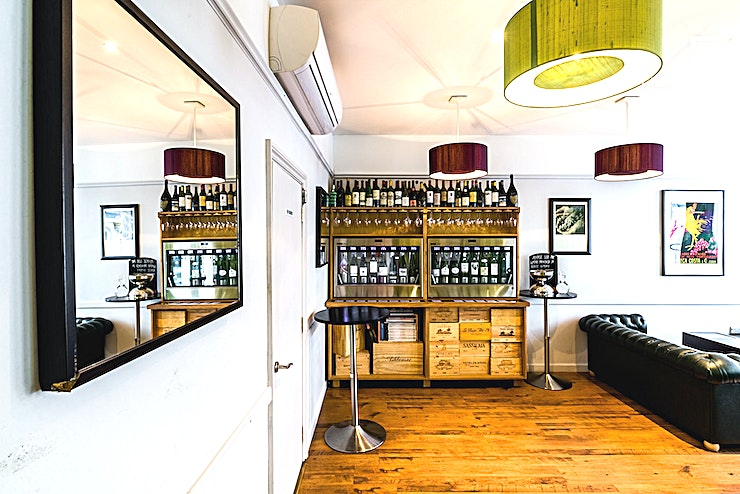 Upstairs Private Space **Hire the upstairs private space at Loki Wine Merchants and Tasting House for one of the best options for party venue hire Manchester has to offer. 
