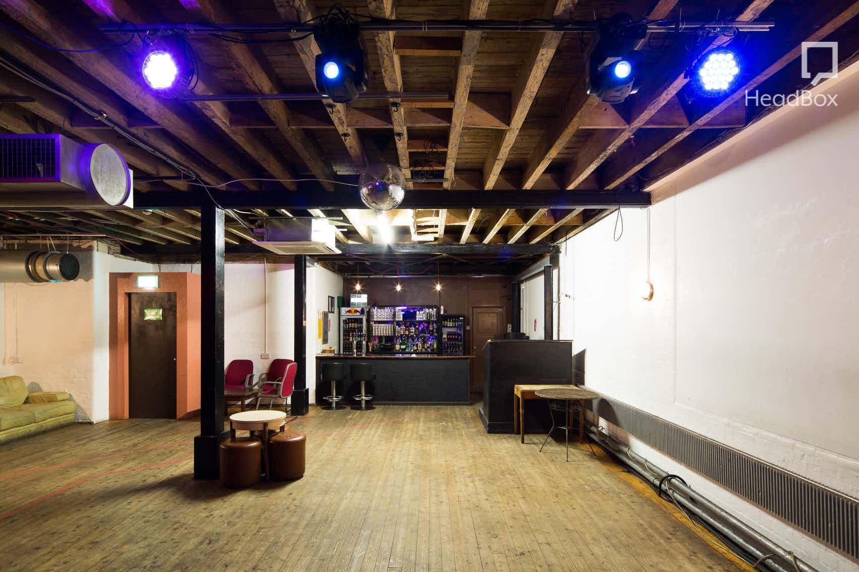 Event Space, Aatma Zone