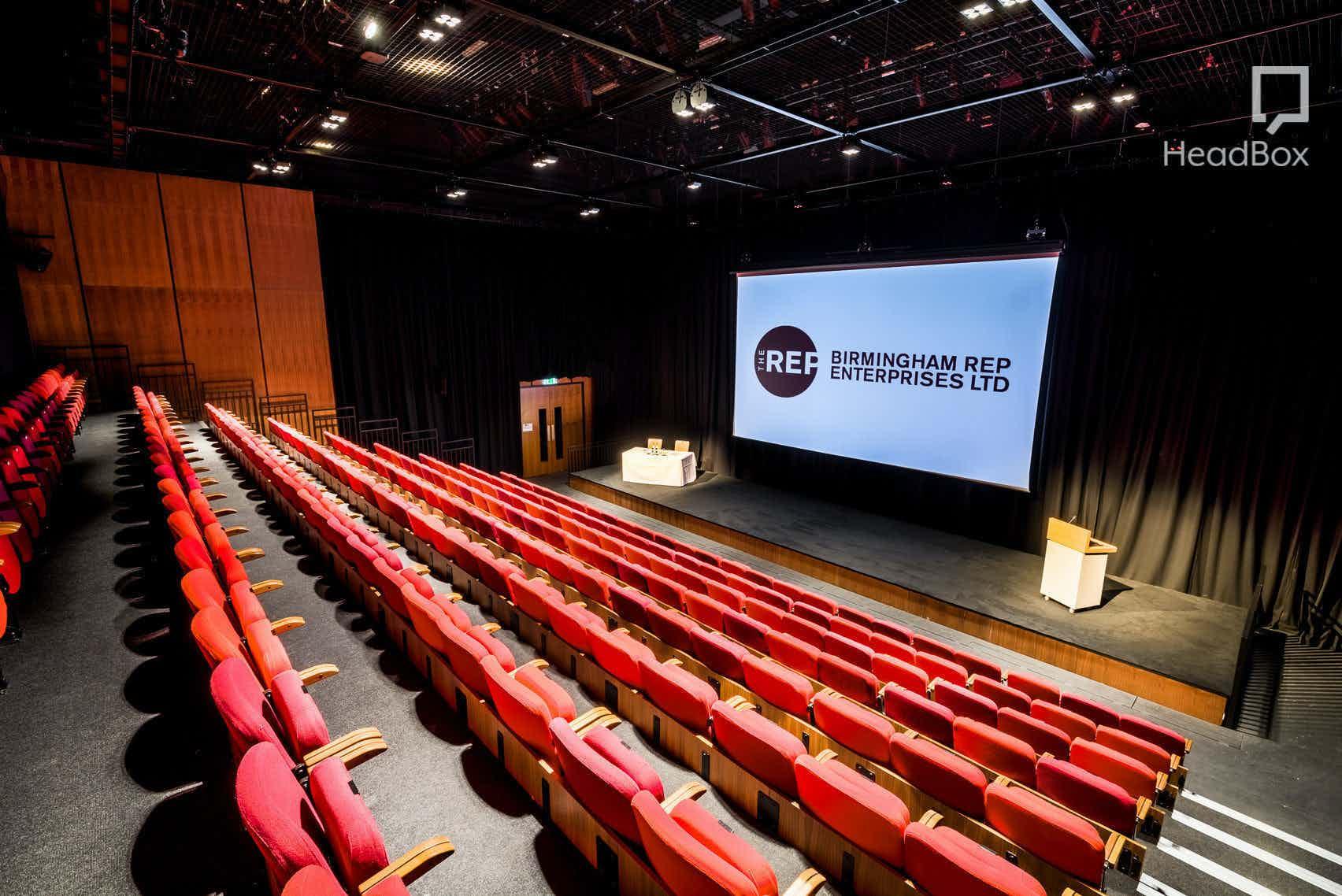 The Studio Theatre, The REP Theatre