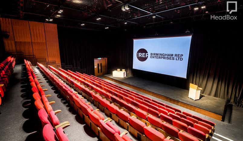 The Studio Theatre, The REP Theatre