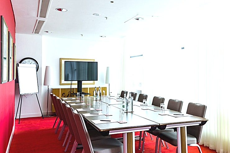 Winteringham VIP Room **The Winteringham VIP at The Rep is the perfect venue for hire for your next meeting room hire in Birmingham.** 