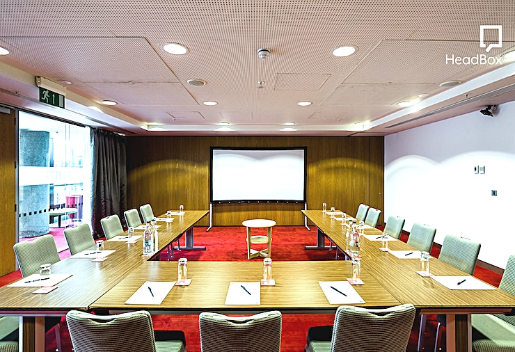 Suite 2 Book Suite 2 at The Rep for one of the best options for meeting room hire Birmingham has to offer. 
