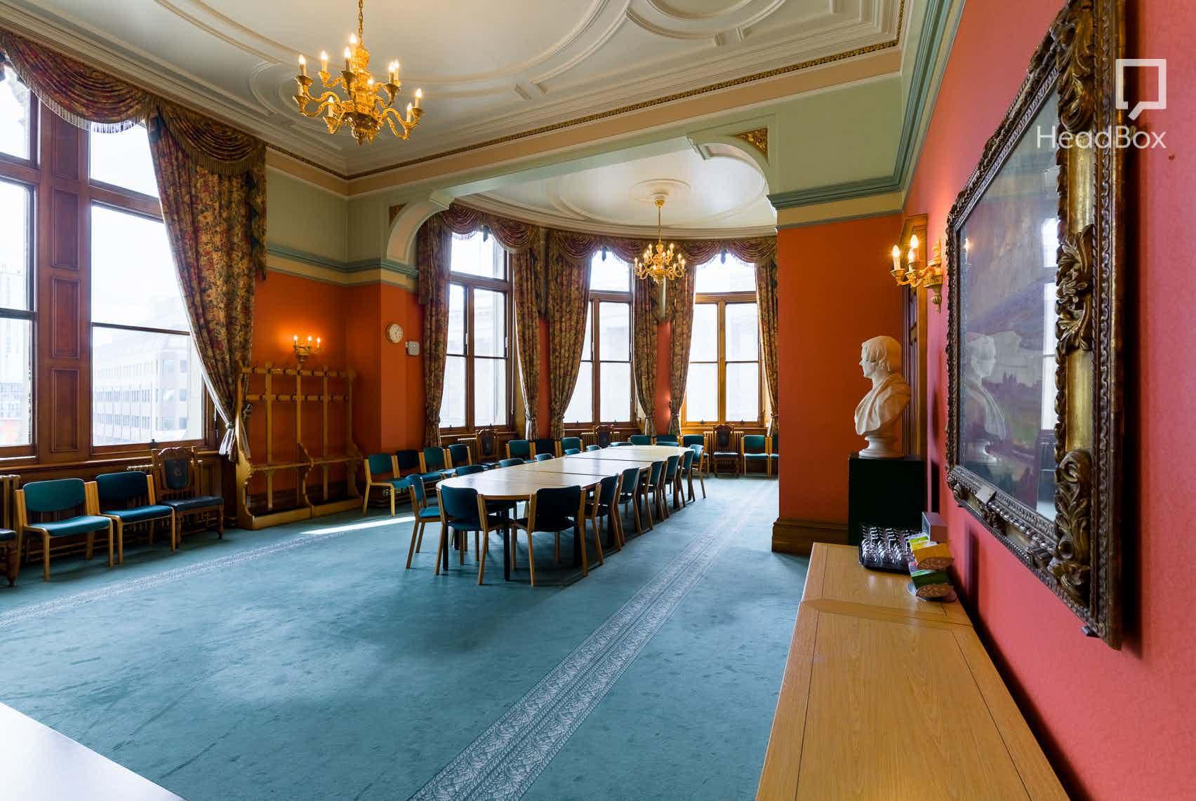 Chamberlain Room, Council House Birmingham