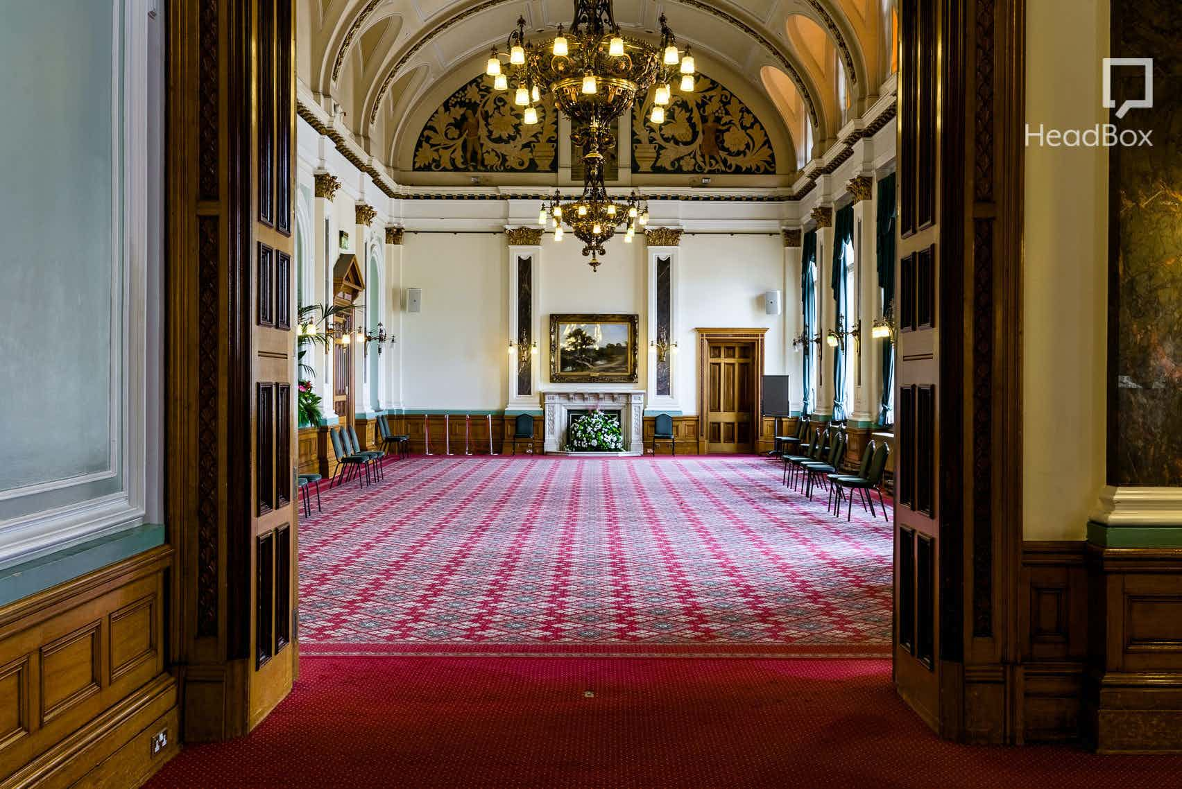 Banqueting Suite, Council House Birmingham