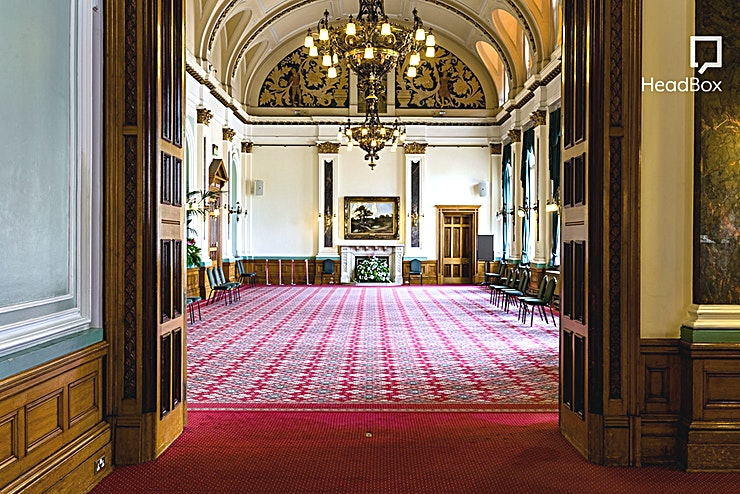 Banqueting Suite **The Banqueting Suite at the Council House Birmingham is one of the best options for private event venue hire Birmingham has to offer.**   In the heart of Birmingham city centre, the Council House