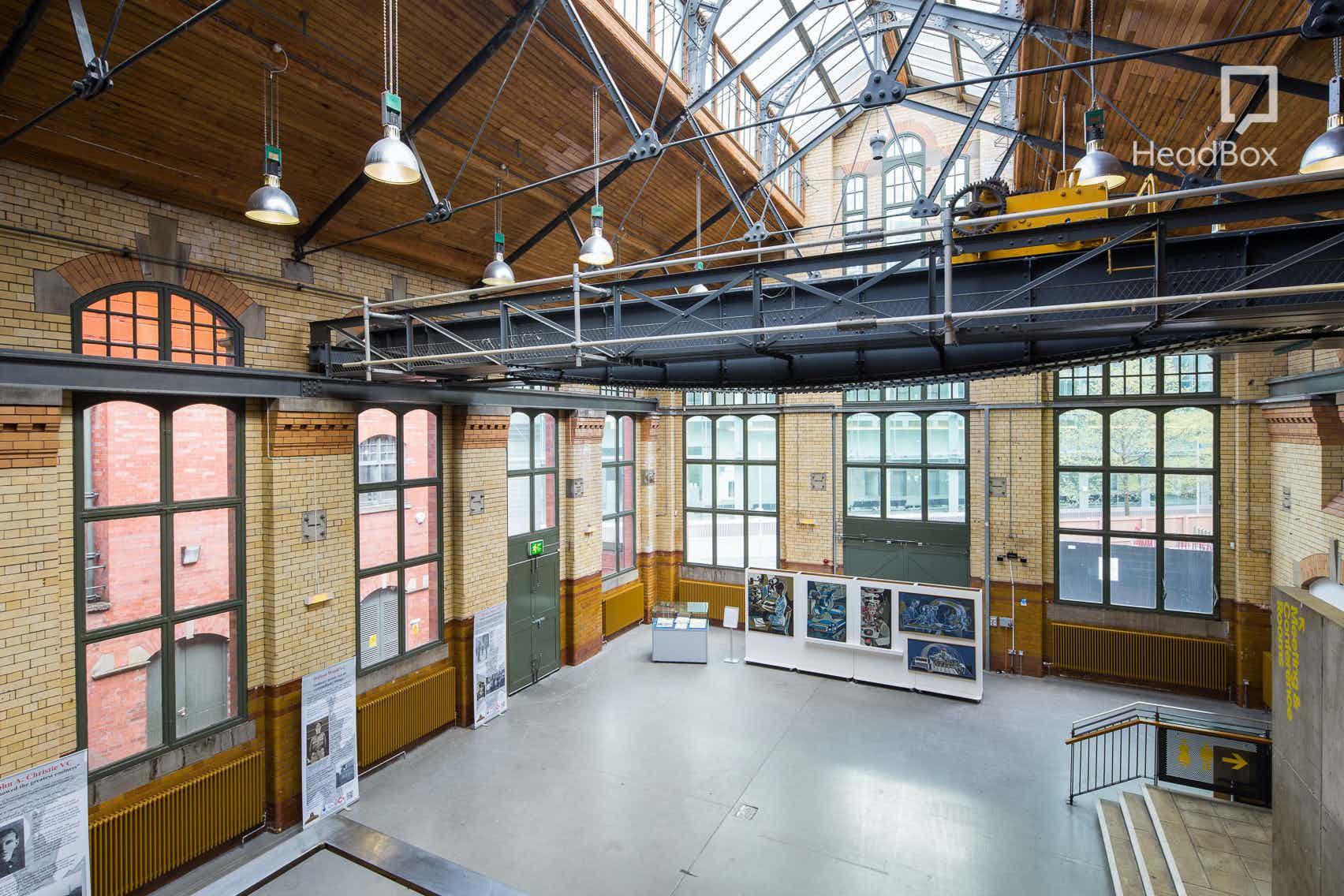 Engine Hall, People's History Museum