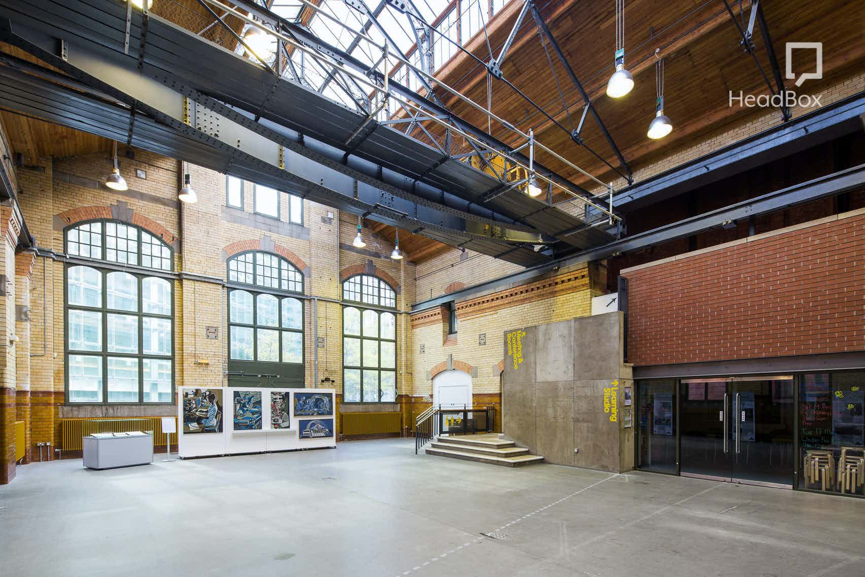Engine Hall, Coal Store  & Meeting Room, People's History Museum