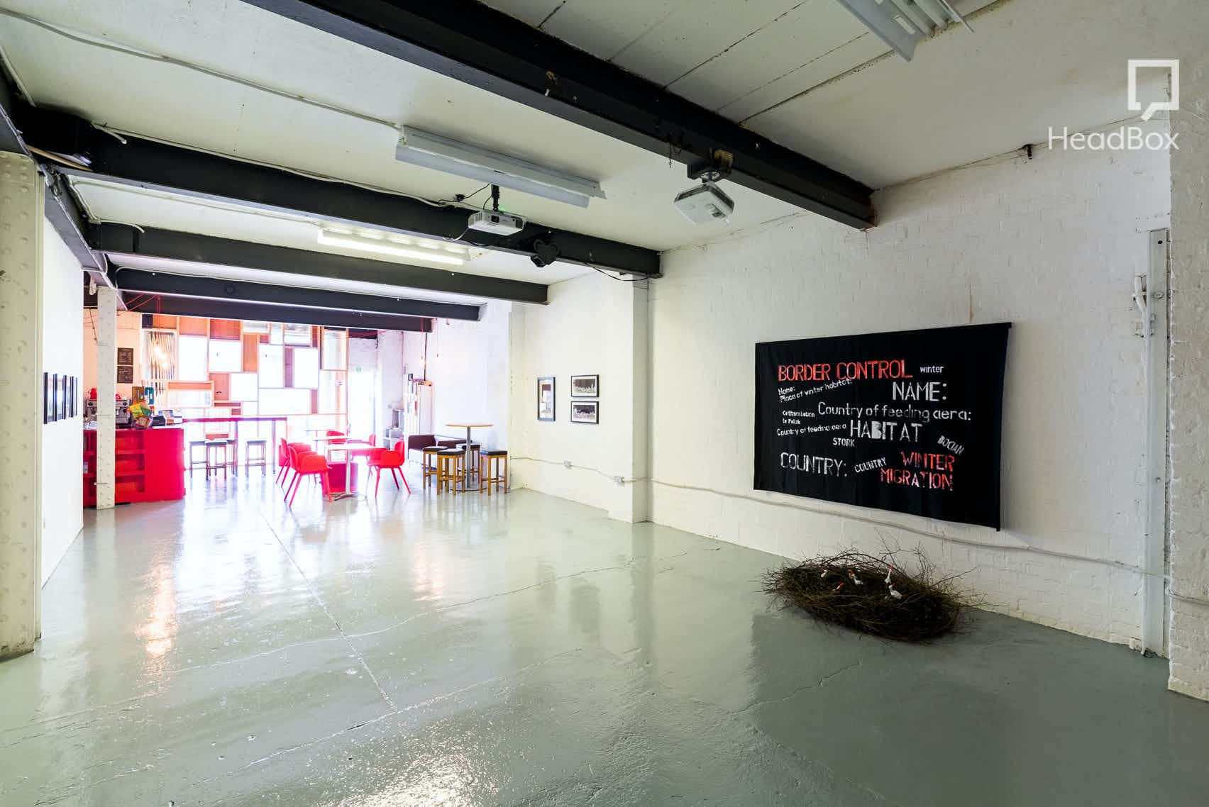 Gallery Space, Centrala Space