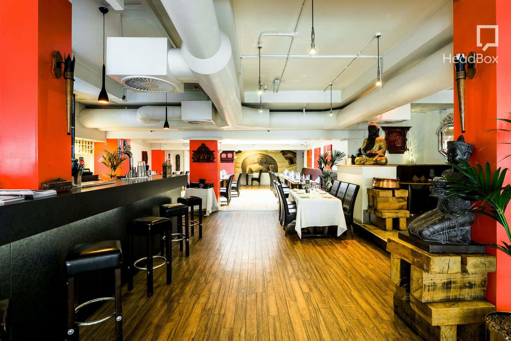 Exclusive Restaurant Hire , Jojolapa