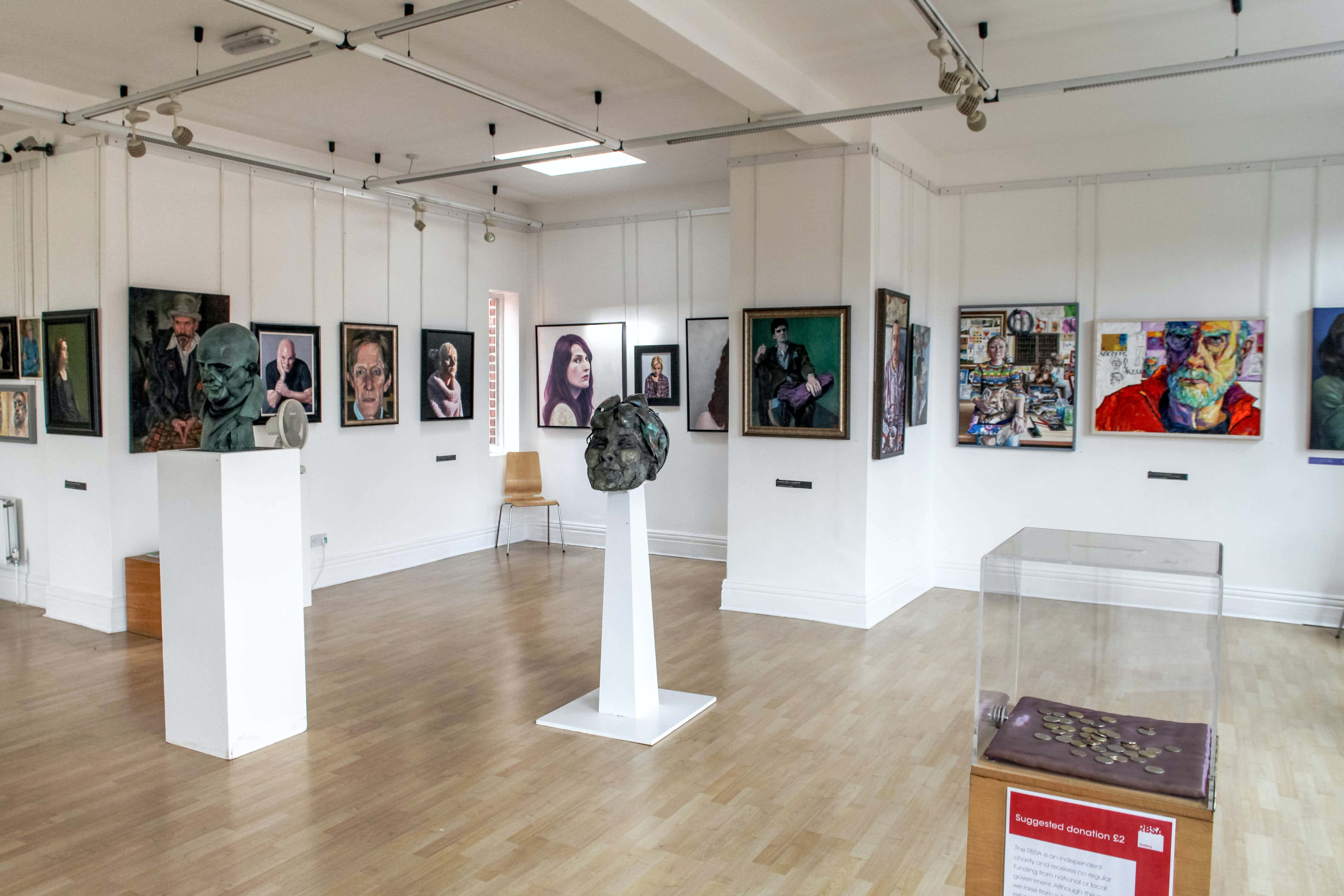 Gallery 2, RBSA