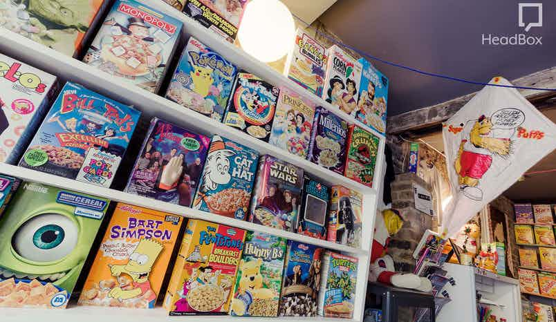 Brick Lane Branch, Cereal Killer Cafe
