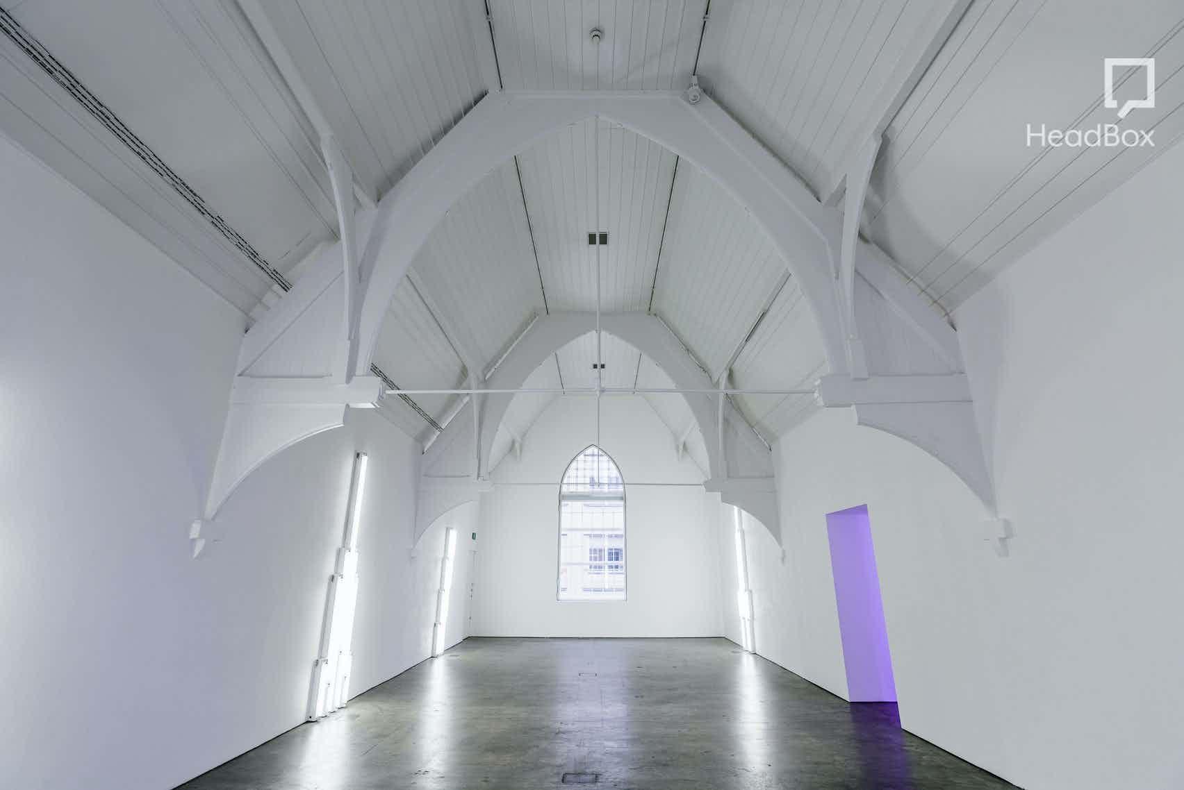Second Floor Gallery, Ikon Gallery