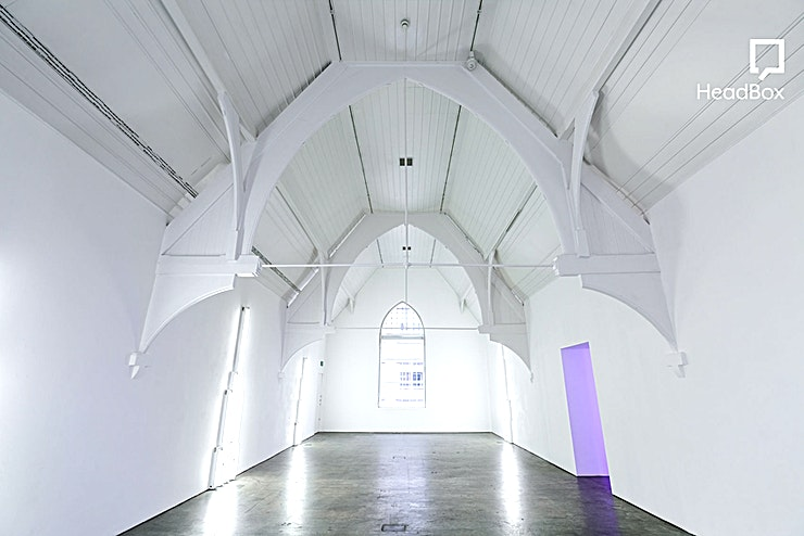 Second Floor Gallery **Hire the second floor at the Ikon Gallery for a blank canvas venue hire in Birmingham.**   On the top floor sits our second open plan gallery.  It is bright and spacious, with high ceilings and at
