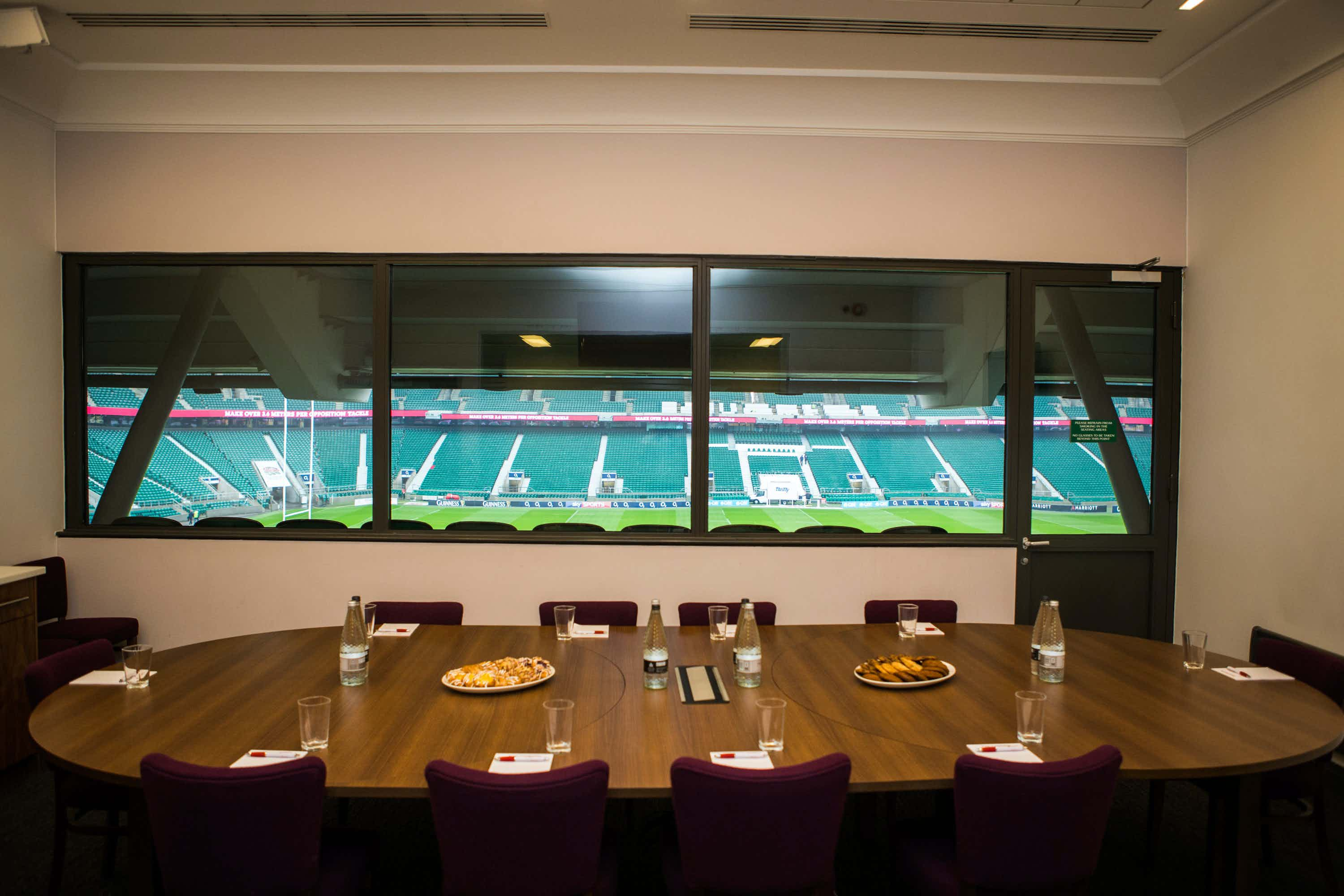 Executive Boxes, Twickenham Stadium