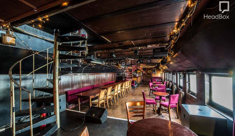 Lower Deck Hire, Battersea Barge