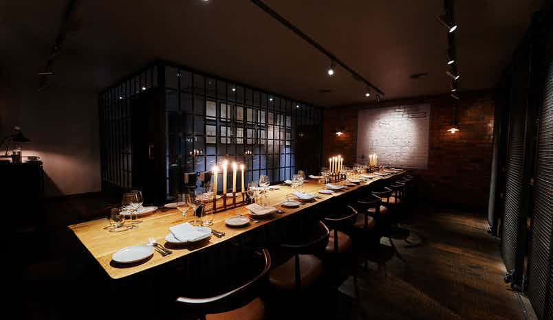 Private Dining Room, Canto Corvino