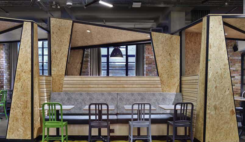 Bar Venue Hire, Generator London