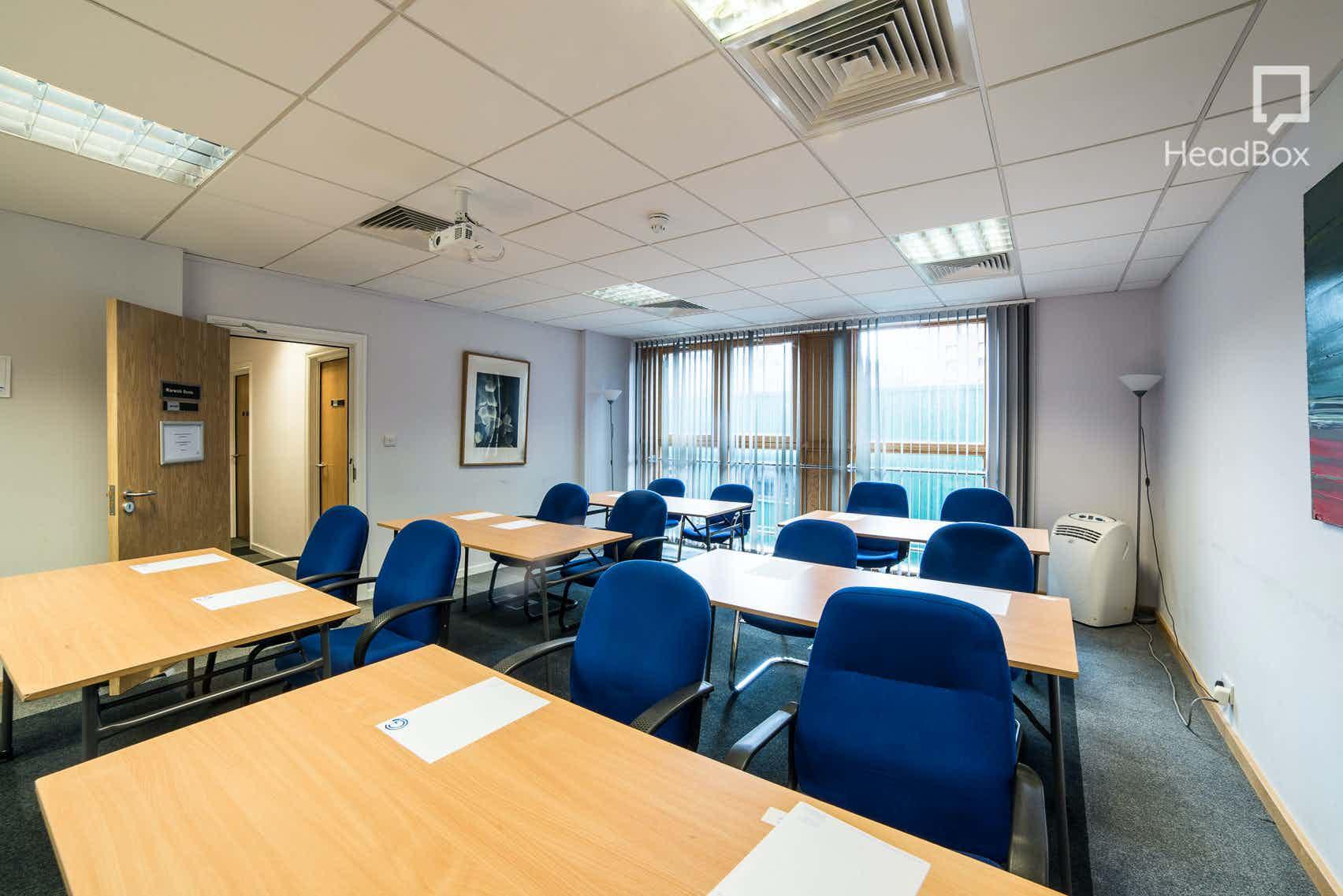 Warwick Room, The Gestalt Centre