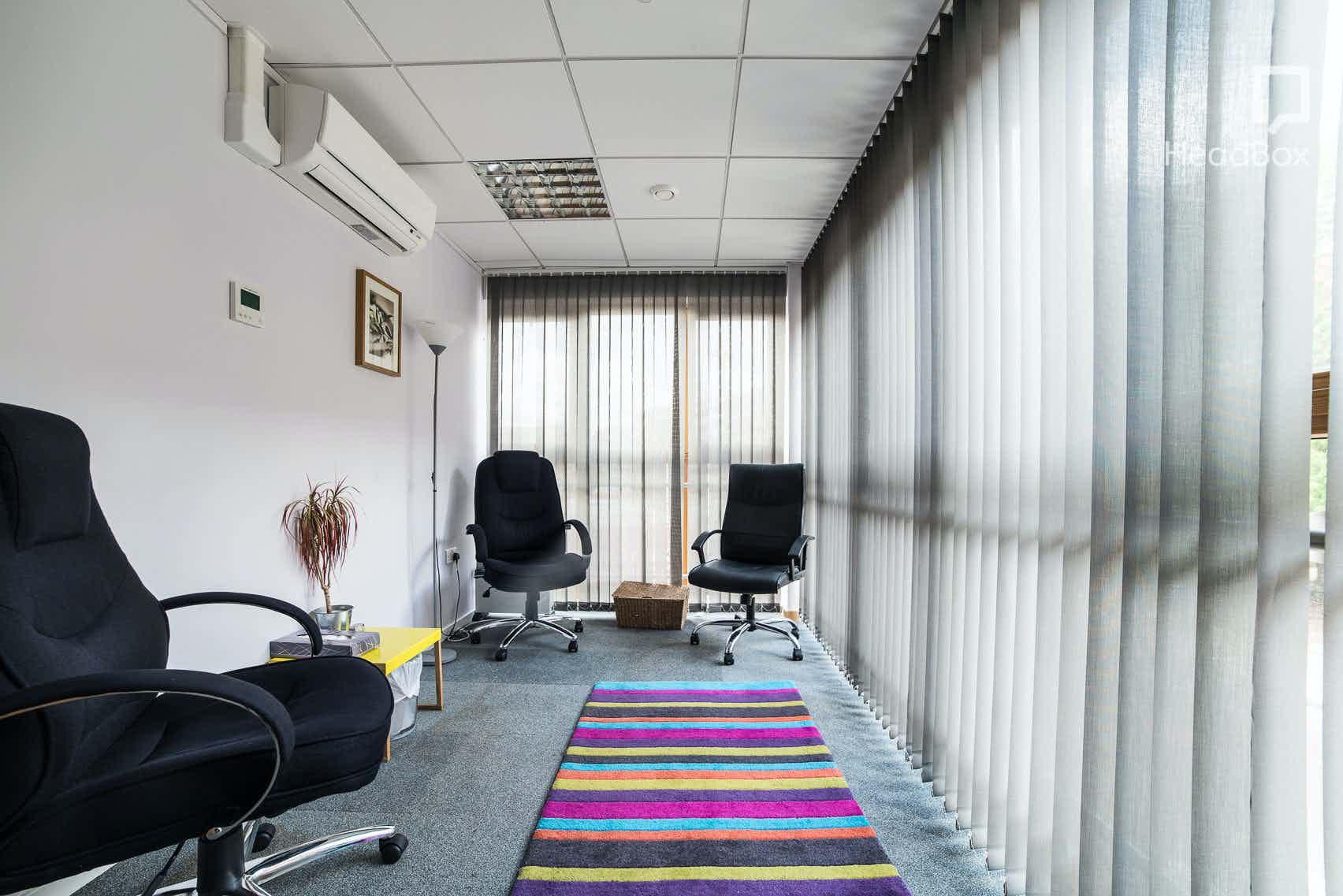 Hampstead Room, The Gestalt Centre