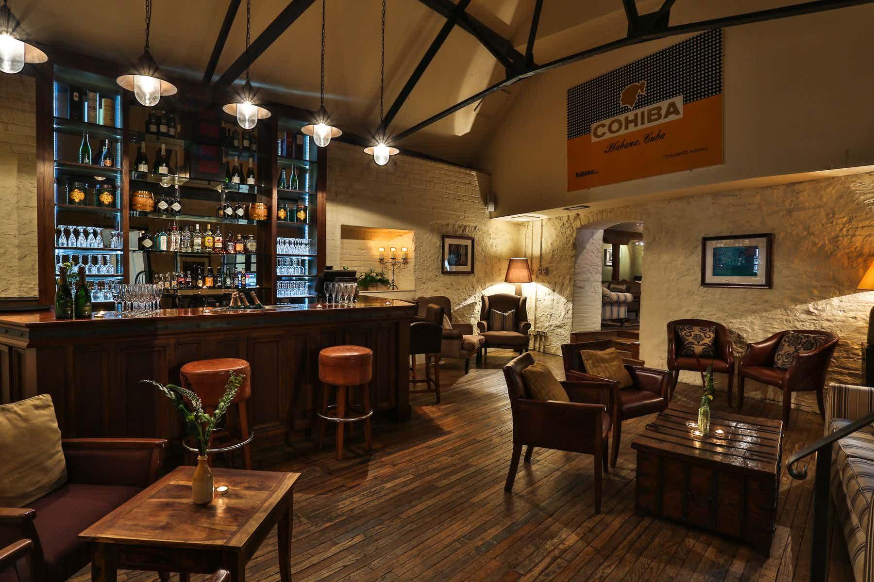 Christie's Library & Janneau Bar, Hotel du Vin & Bistro