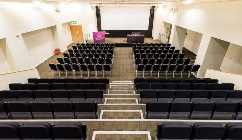 PRICED BASED ON DDR MINIMUM 150, Pioneer Theatre, Greater Manchester Conference Centre