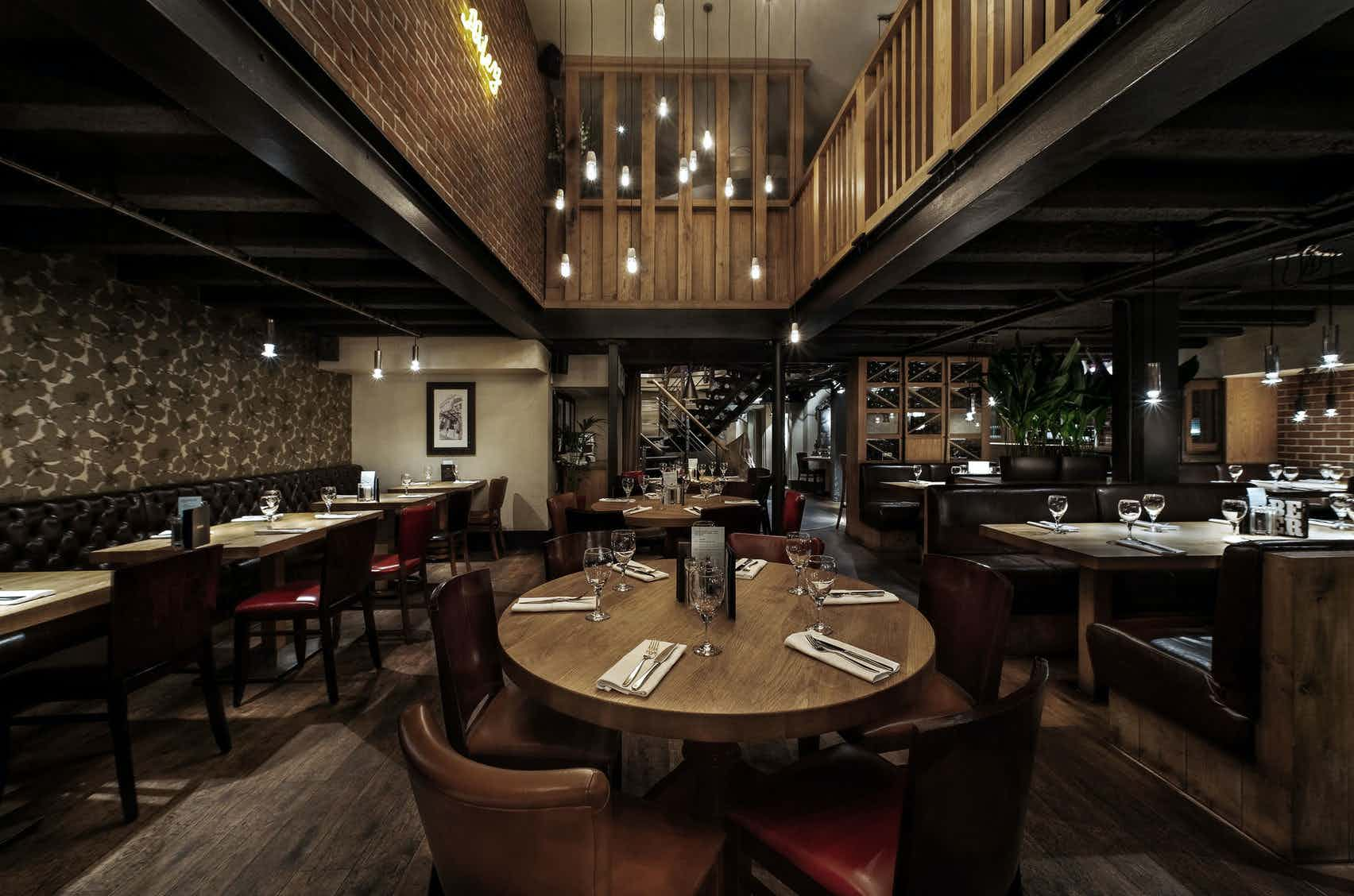 Exclusive Hire, Lower Ground Floor, The Grill on the Alley