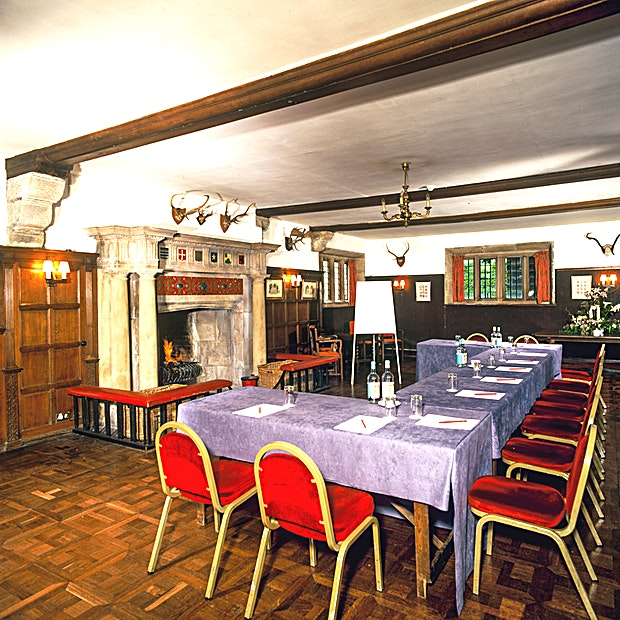 Smoking Room **This room is just The Smoking Room**
