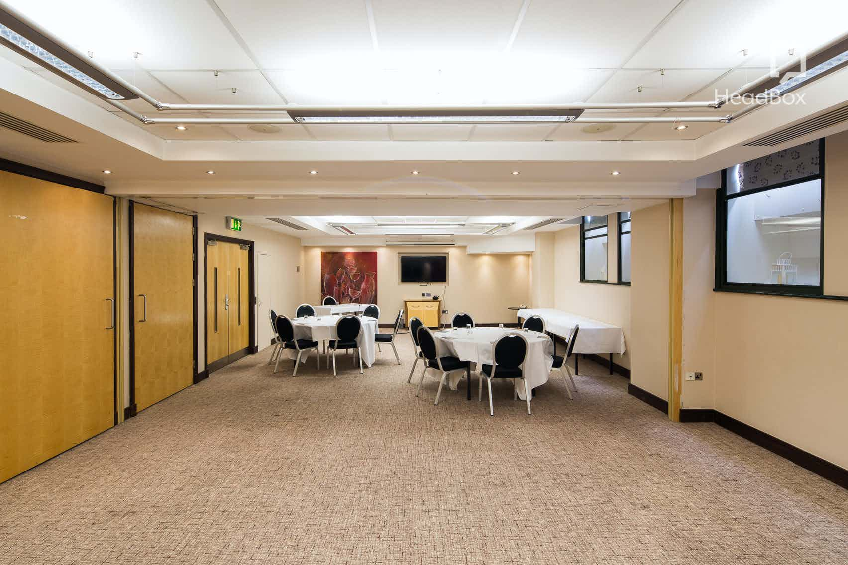 Charters Suite, Arora Hotel Manchester
