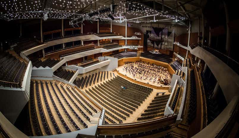 The Auditorium, Bridgewater Hall