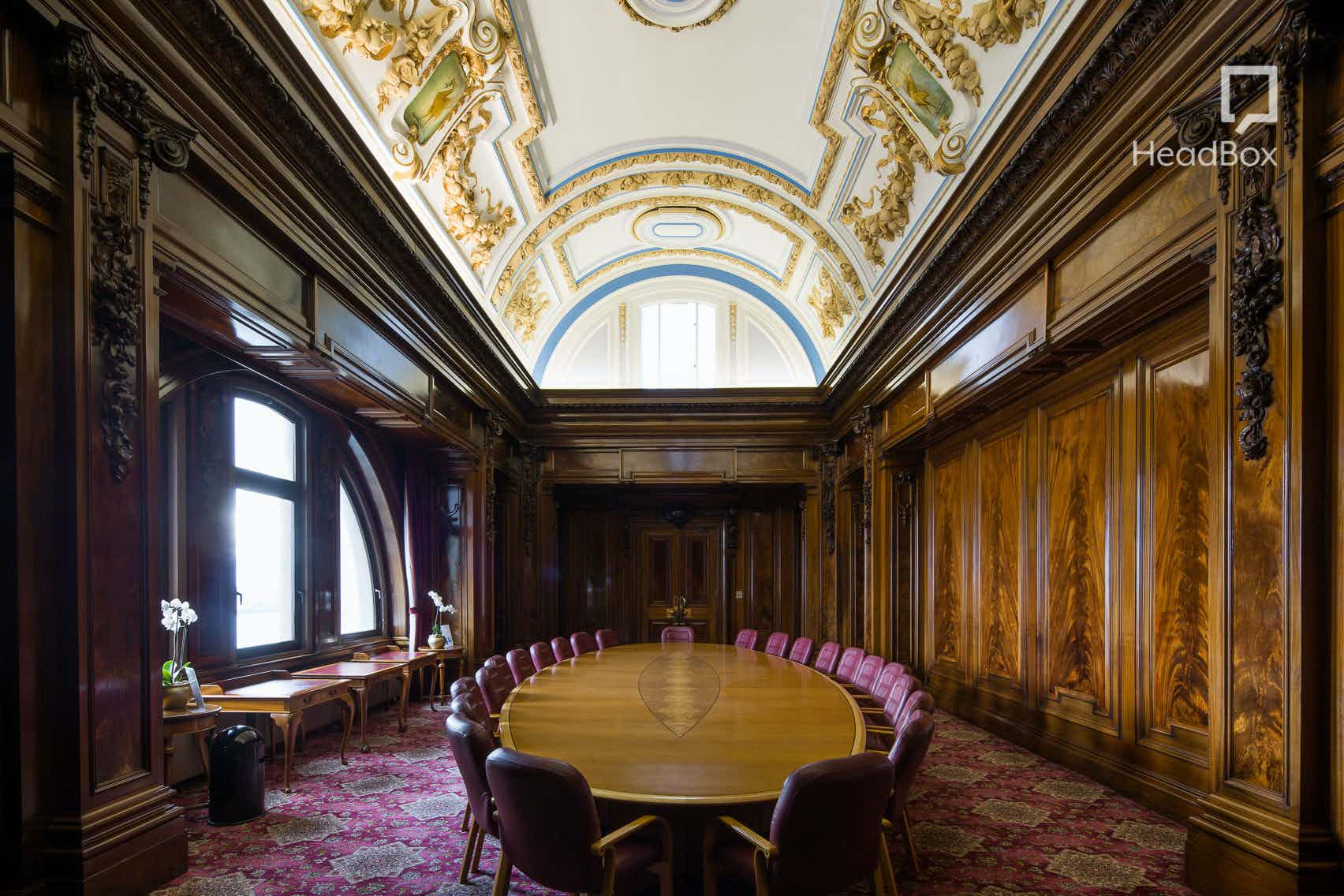 Executive Boardroom, The Venue at the Royal Liver Building