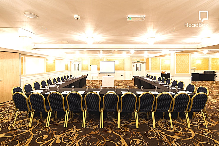 William & Kane Suite **The William & Kane Suite at The Richmond Hotel's is a stunning large event space ideal to hire for your next private party in Liverpool.**