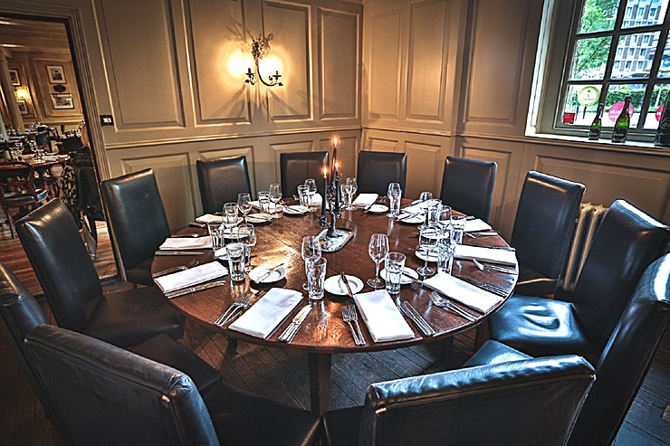 Lanson **Hire the Lanson at Hotel du Vin & Bistro for your the best meeting rooms Bristol has to offer.** 