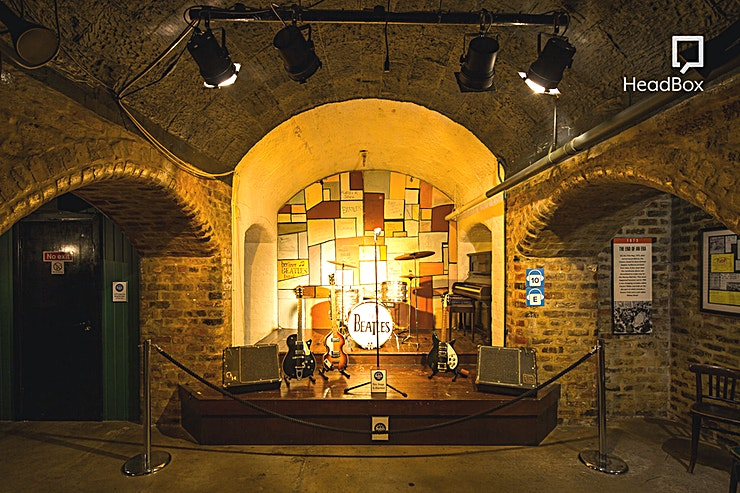 Cavern Club or Matthew Street or White Room **If you are looking for an impressive venue hire in Liverpool that'll impress your clients, look no further than The Beatles Story**  There are a range of options available when hiring Cavern Club, Matthew Street and/or The White Room. The £2000 + VAT fee grants you exclusive access to the full museum, so if you would like to use more than one Space then this can be arranged in this versatile Liverpool venue hire.  The Beatles Story is a unique attraction transporting visitors on an exciting and atmospheric journey into the lives, times, culture and music of The Beatles, showcasing how four lads from Liverpool shook the world.  Whether you want to impress your clients with a drinks reception or product launch, entertain delegates with a private view of Liverpool's award-winning attraction or let your employees soak up the swinging sixties party atmosphere - complete with a Beatles tribute band, the Beatles Story, Liverpool provides a unique and unforgettable setting for your event.  Wander through the exhibitions and receive a great talking point between Guests.  Team away days and employee introduction events have the perfect backdrop at this Liverpool venue hire.