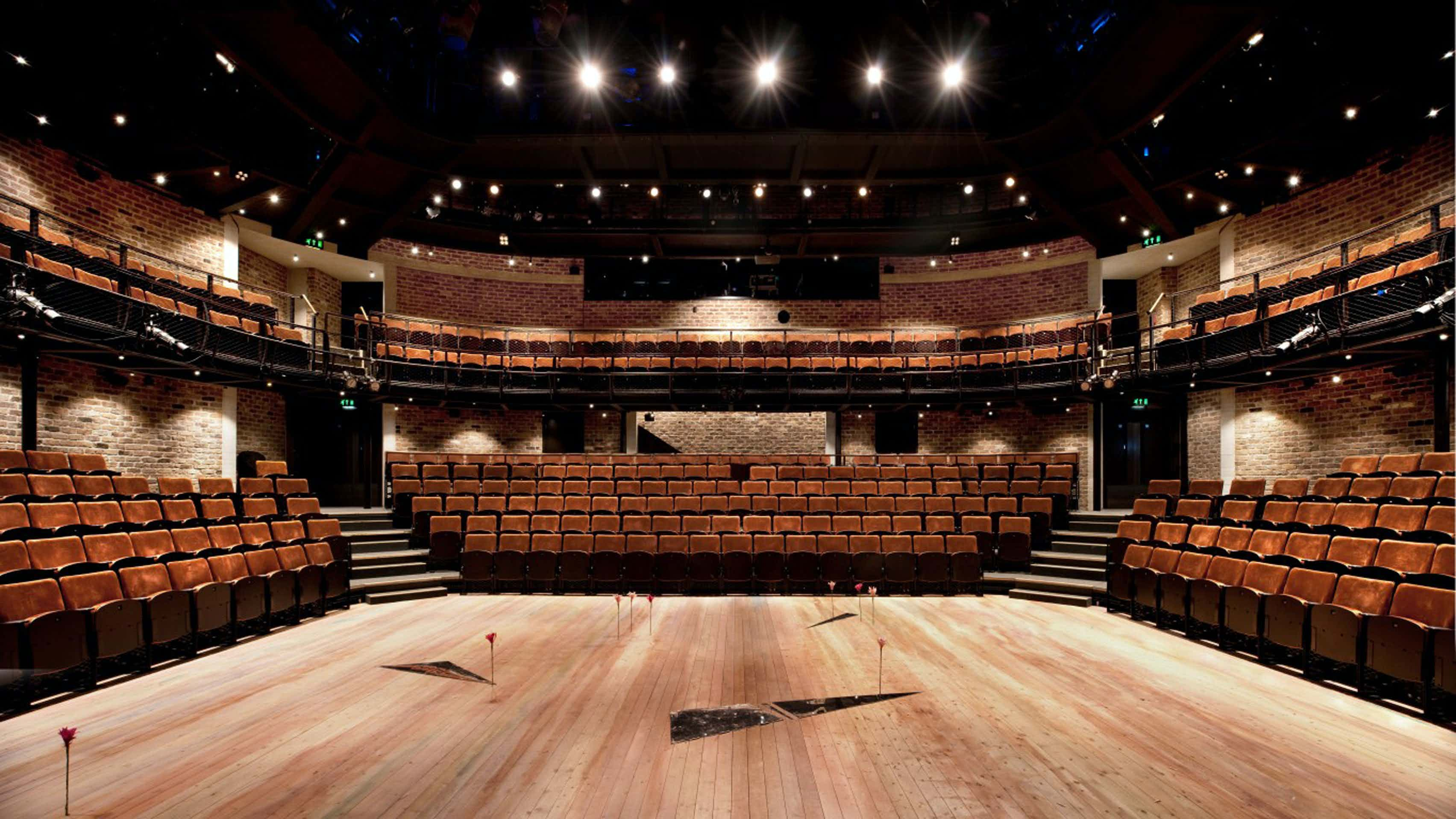 Auditorium, Everyman Theatre