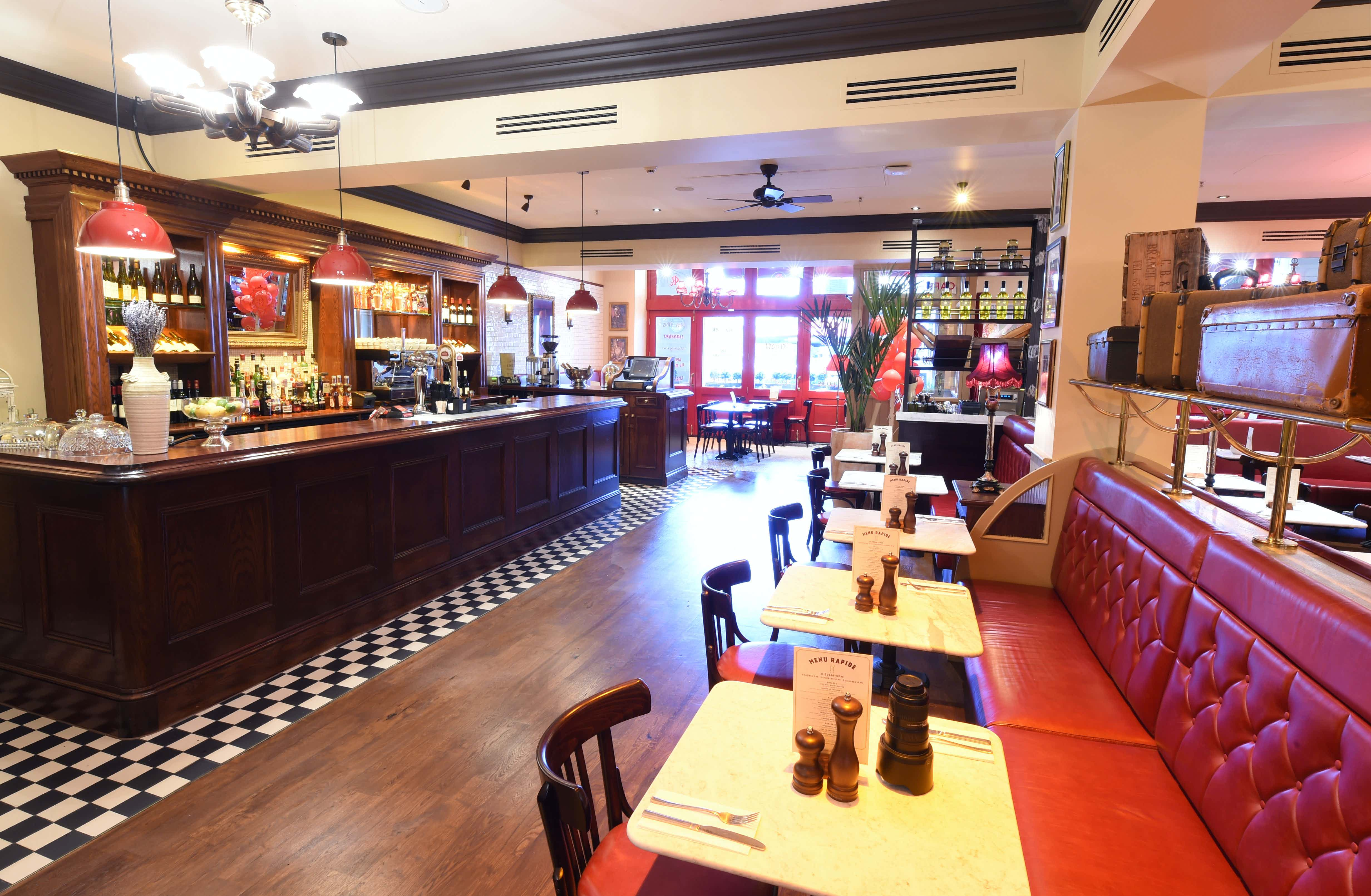 Private Dining, Cafe Rouge Salford Quays, Cafe Rouge Salford Quays